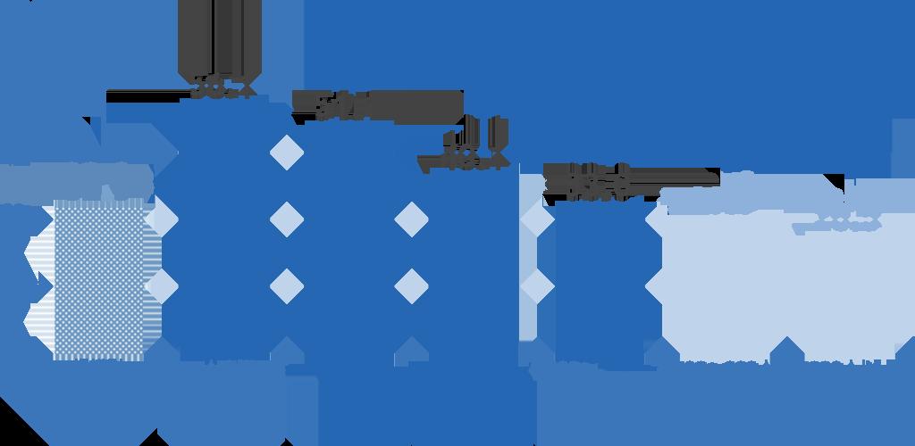 平成29年3月新規大卒就職者の事業所規模別就職後3年以内の離職率(%)